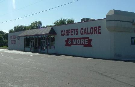 carp galore storefront